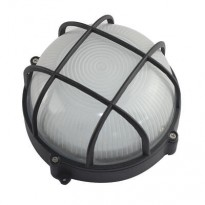 Aplique LED Tipo Tortuga 12W 6000k 120º IP65 Area-led