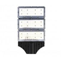 Soporte para farola LED TRIPLE - DIY. Area-led - Iluminación Pública