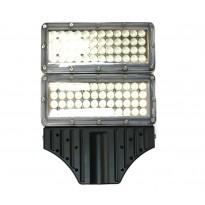 Soporte para Farol LED a DOBLE - DIY - Iluminação Pública