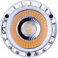 Foco LED 30W NORA BRANCO para Calha Monofasico 35º