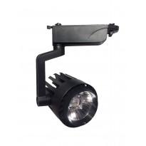 Foco LED 30W NORA PRETO para Carril Monofásico 35º Area-led - Iluminación LED