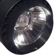 Foco LED 30W NORA BLACK para Carril Monofásico 35º Area-led