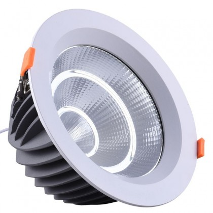 Downlight LED Empotrable 40W 120º Area-led