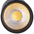 Foco LED 30W MAYA BLACK para Carril Monofásico DOB Driverless 24º 5 AÑOS DE GARANTIA Area-led