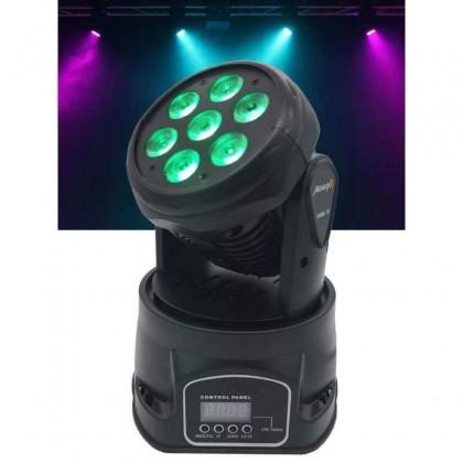 Cabeza Móvil LED RGBW 4 en 1 Wash IOWA 70 Area-led