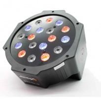 Foco PAR 18 LEDs DMX MONTANA 20 - Led De Iluminação De Entretenimento