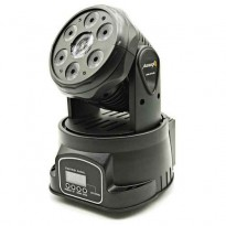 Audibax IOWA 70 PLUS Cabeza Móvil RGBW Wash + Beam Area-led - Iluminación Espectáculos Led