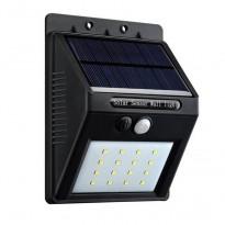 Aplique Solar com sensor de presença PIR Area-led