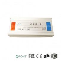Fuente Alimentación 12V 200W IP67 TECMO Area-led