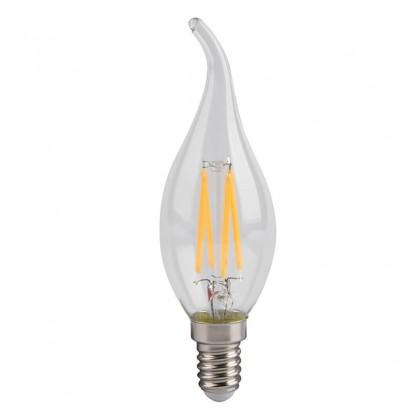 Bombilla LED Vela Filamento Clasic 4W E14 Area-led