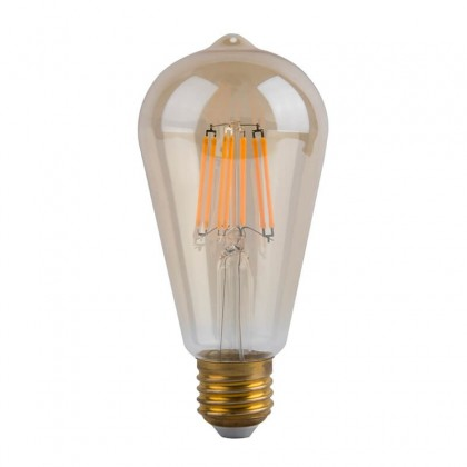 Bombilla LED Filamento Vintage 4W E27 Gold ST64 Area-led