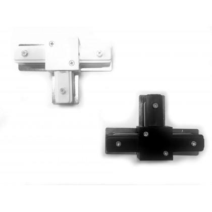 Conector tipo T para Carril Monofásico REFORZADO Area-led