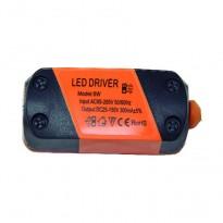 Driver para luminarias LED de 8W 300mA Area-led - Fontes De Alimentação