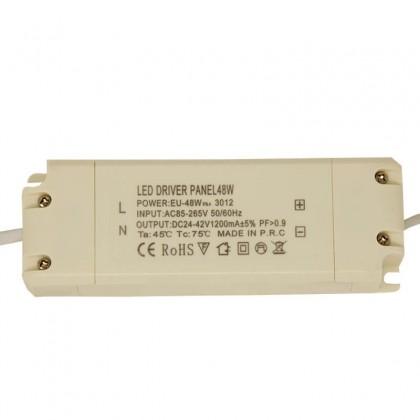 Driver para luminarias LED DE 48W 1200mA Area-led