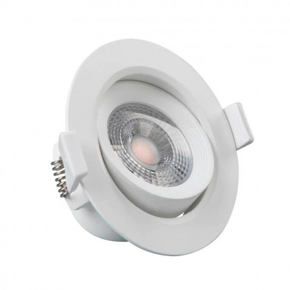 Empotrable LED 7W Circular 45° Area-led