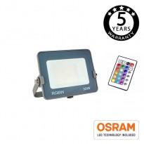 Foco Proyector RGB+W LED 30W AVANCE OSRAM Area-led