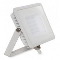 Foco projector exterior branco 30W IP65 ELEGANCE 3 3 anos de garantia - Jardim E Projetores De Led Ao Ar Livre