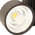 Foco LED 30W OLIVIA Black para Carril Monofásico Area-led