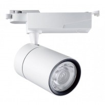 Foco LED 40W ADA para carril Monofásico 24º Area-led