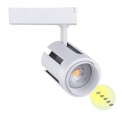 Foco LED 40W ALMA Monofásico Optica regulable 15º a 60º Area-led