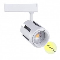 Foco LED 40W ALMA Monofásico Optica regulable 15º a 60º Area-led