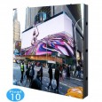 Rótulo electrónico LED Exterior Serie FIJA Pixel 10 RGB Full Color 96*96cm Area-led