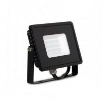 Foco projector exterior preto 10W IP65 ELEGANCE 3 anos de garantia