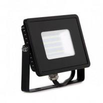 Foco Projector Exterior preto 20W IP65 ELEGANCE 3 anos de garantia