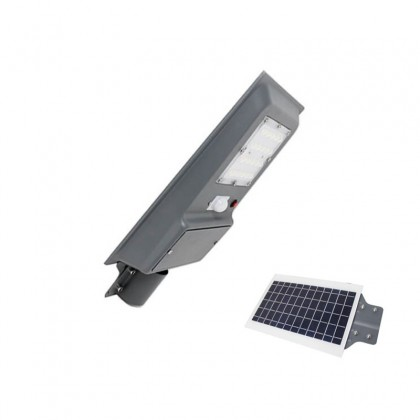 Farola LED SOLAR ECO EPISTAR 20W Area-led