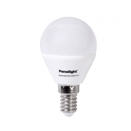 Bombilla LED 4W E14 G45 Panasonic Panalight Area-led