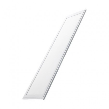 Painel LED 120X30 cm 48W Quadro Branco