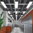 Panel LED 120X30 cm 45W Marco Blanco Area-led