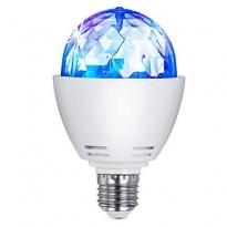 Bulbo LED RGB Disco Prisma 3W E27 Area-led - Iluminación LED