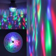 Bombilla LED RGB Disco Prisma 3W E27 Area-led