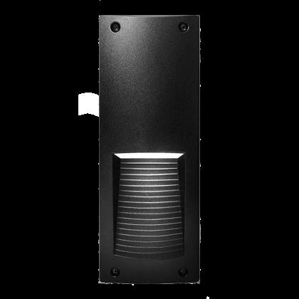 Baliza Led Empotrable IP66 Fumagalli LETI 300 GX53 6W