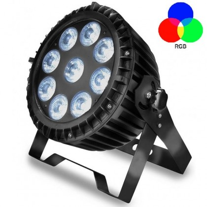 Foco Proyector Exterior LED 90W RGB+W DMX WATER Area-led