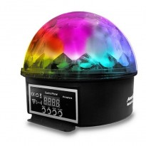 Magic Ball Mini Star LED 18W DMX Area-led - Led De Iluminação De Entretenimento