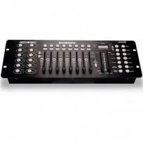 Mesa Controladora para Iluminación DMX512 -192 canales Area-led - Iluminación Espectáculos Led