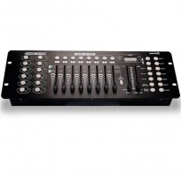 Mesa Controladora para Iluminación DMX512 -192 canales Area-led - Led De Iluminação De Entretenimento