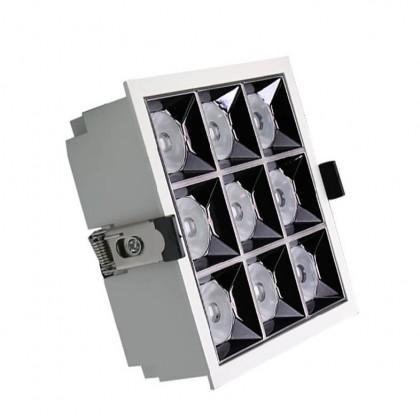 Empotrable LED 40W OSRAM Chip 24º UGR17 140lm/W Area-led