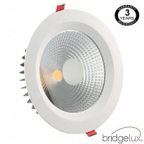 Downlight LED Empotrable Bridgelux 60W 100º Area-led