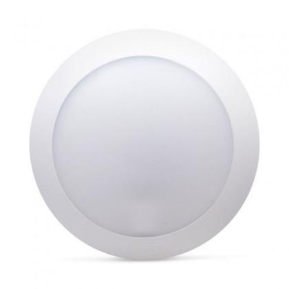 Plafon o Aplique Led Blanco Fumagalli Berta E27 IP66