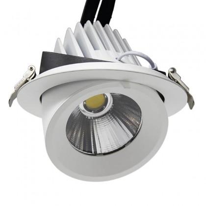 Foco Empotrable Orientable LED 50W 24º Area-led