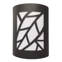Aplique para LED E27 CAEN Exterior Area-led