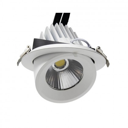 Foco Empotrable Orientable LED 25W 24º 3000K-4000K-6000K Area-led