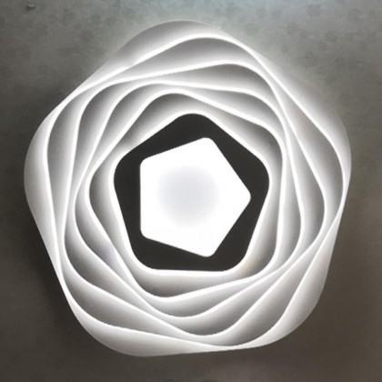 Plafón LED Superficie 80W - 150W - ZURICH - CCT Area-led