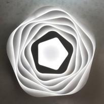 Plafón LED Superficie 80W - 150W - ZURICH - CCT Area-led
