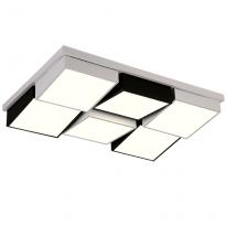 Plafón LED Superficie 90W - DORTMUND - CCT Mando a distancia Area-led