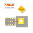 Regleta Estanca LED integrado 40W OSRAM chip 120cm Area-led