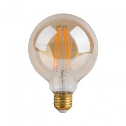 Bombilla LED Filamento Vintage 6W E27 G80 Gold Area-led